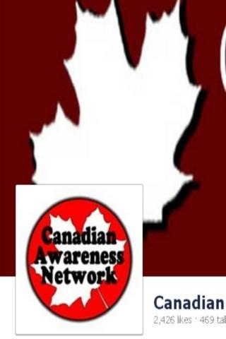 CANADIAN AWARENESS