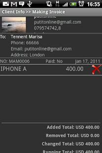InvoiceMe Pro - Invoice App Screenshot 2