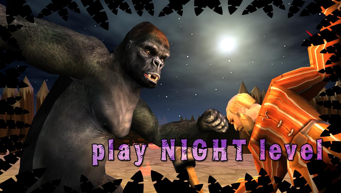 gorilla simulator 3d android apps on google play
