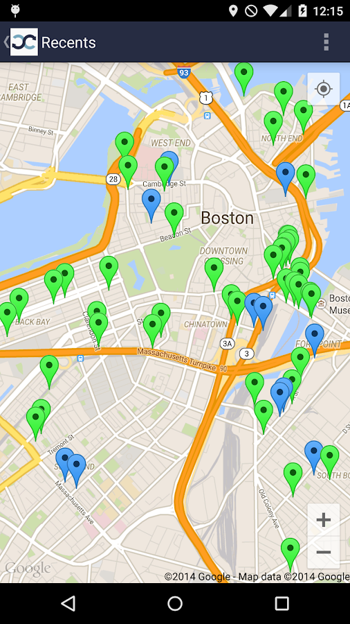 Boston Citizens Connect - screenshot