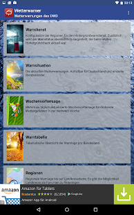 Wetterwarner- screenshot thumbnail