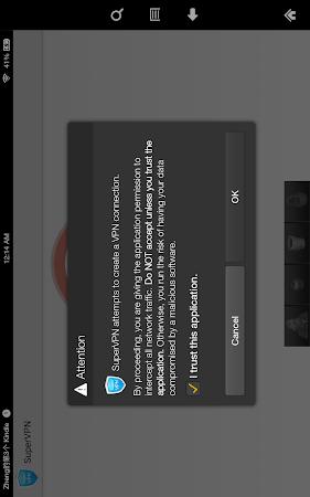 SuperVPN Free VPN Client 1.6.7 screenshot 49567
