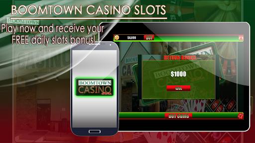 Boomtown Casino Slots