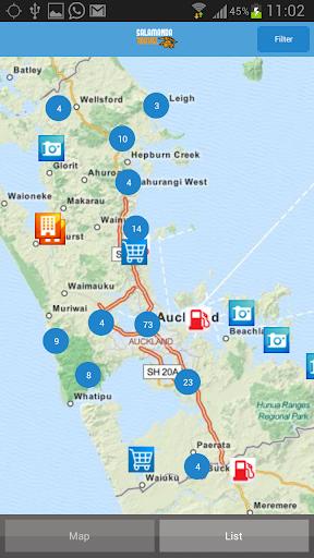 Salamanda NZ Tour Guide