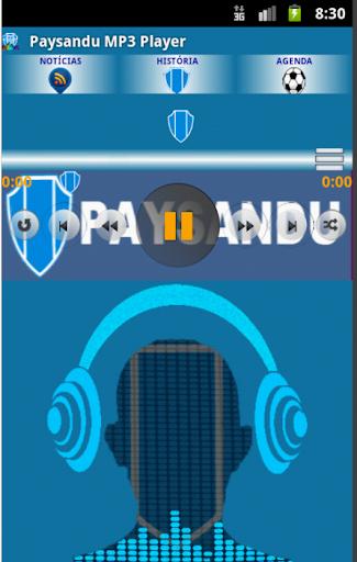 Paysandu MP3 Player