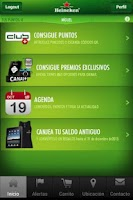 Screenshot of Club Heineken