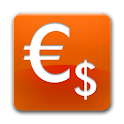 Romanian currency logo