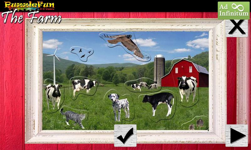 Puzzle Fun The Farm- screenshot