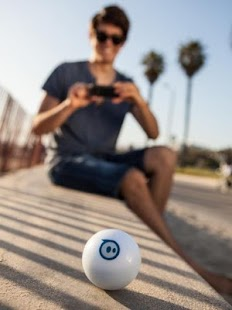 Sphero- screenshot thumbnail