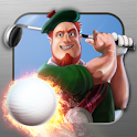 Golf Battle 3D. logo