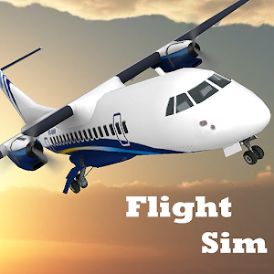 Flight Sim icon do jogo