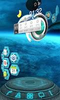 Screenshot of Next Launcher 3D UI 2.0 Theme