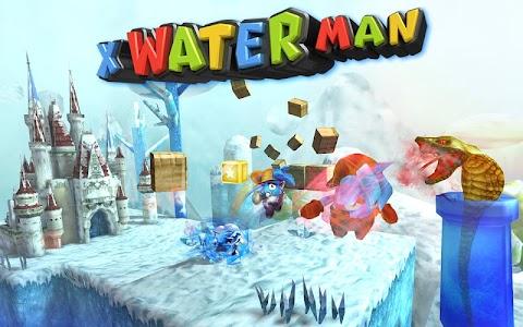 X WaterMan 3D v1.5