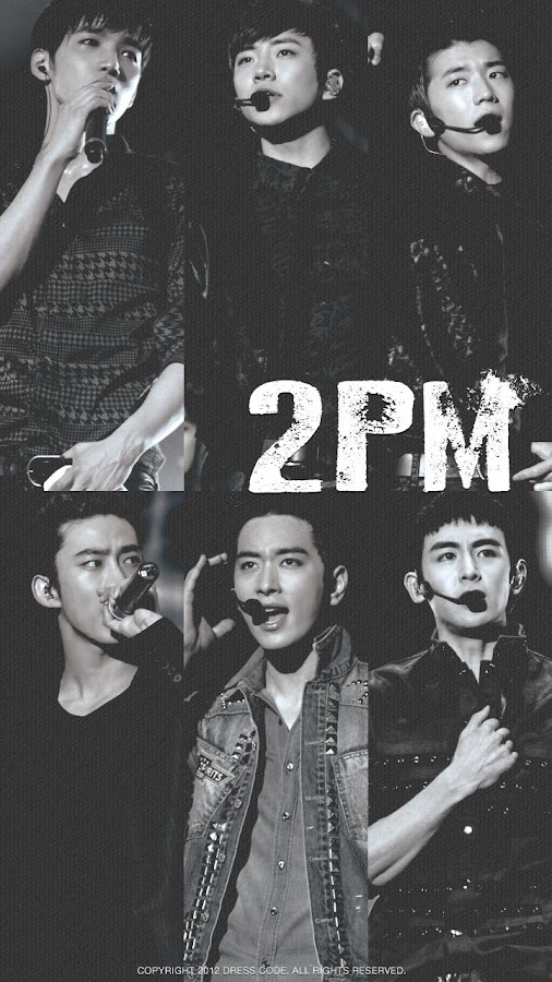 2PM Clothes Album - screenshot