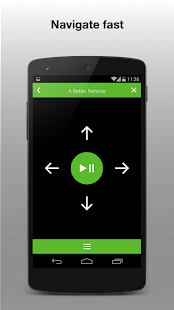 For Boxee - A Better Remote- screenshot thumbnail