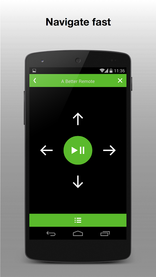 For Boxee - A Better Remote- screenshot