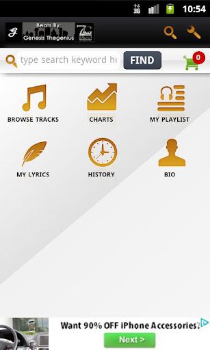 Genesis Thegenius Beat App