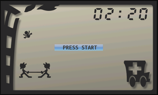 GAME&WATCH Fire(old) もどき screenshot
