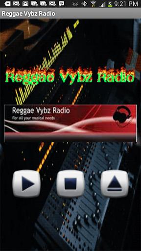 Reggae Vybz Radio Player
