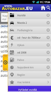 Autobazar EU- screenshot thumbnail