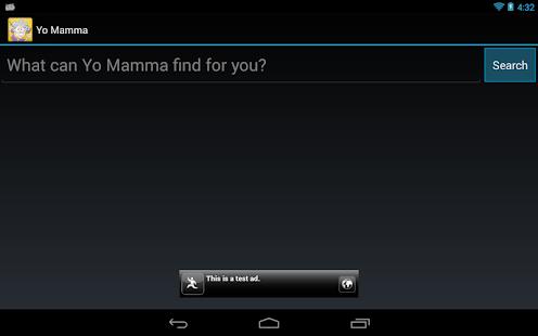Yo Mamma Jokes - screenshot thumbnail