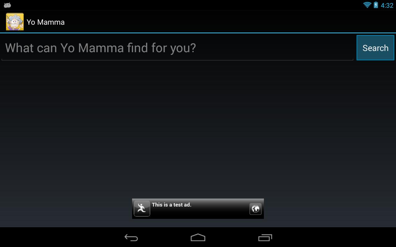 Yo Mamma Jokes - screenshot