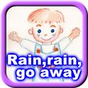 幼教英語教學:Rain rain go away icon