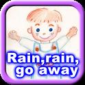 幼教英語教學:Rain rain go away icon