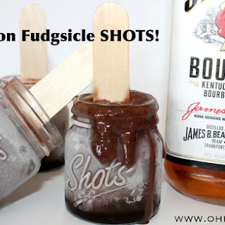 ~Bourbon Fudgsicle Shots!