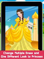 Screenshot of Charming Princess Dressup