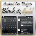 APW theme Люкс Черное Золото icon