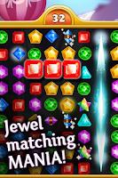 Screenshot of Jewel Mania™