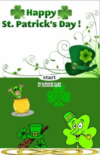 St Patricks Day Game