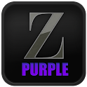 Purple Zenergy AOKP/CM Theme icon