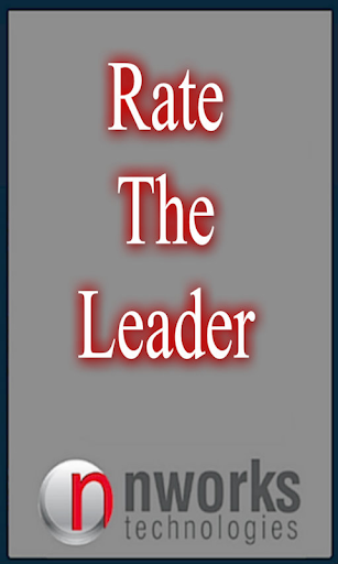 Rate The Leader