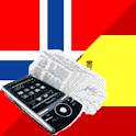 Norwegian Spanish Dictionary icon