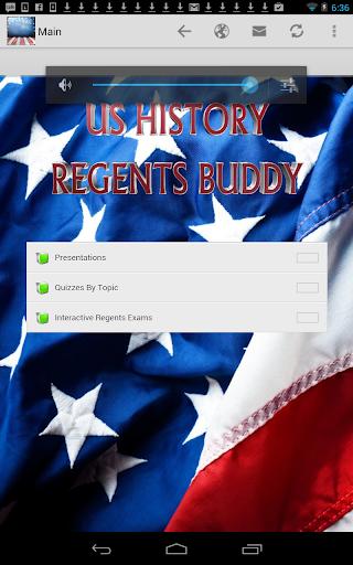 US History Regents Buddy