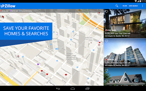 Real Estate & Rentals - Zillow Screenshot 19