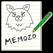 -MEMOZO- simple memo