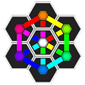 Hexonnect - Hexagon Puzzle icon