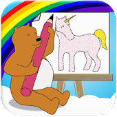Draw With Animal Friends Android APK Download Free By MY Heaven Studio