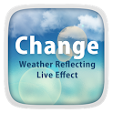 Weather Reflecting Live Effect icon