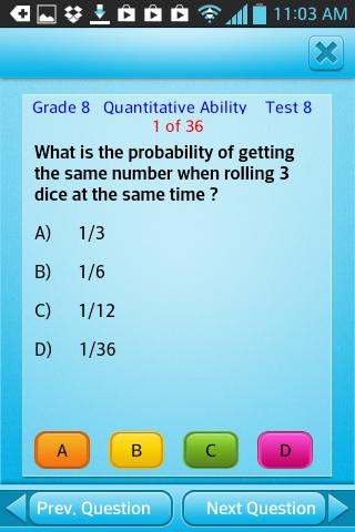 Grade 8 English Question?
