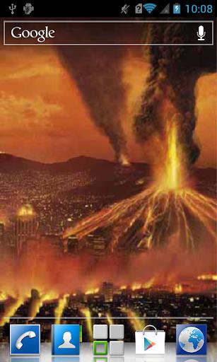 City on fire LWP