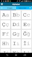 Screenshot of Learn Turkish - 50 languages