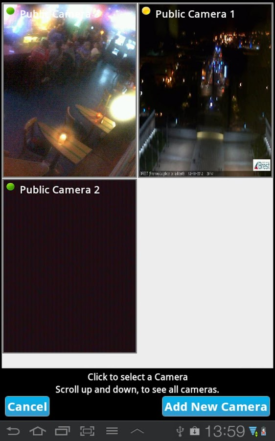 monitorBee Cam5 - screenshot