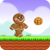 Download Cookie man Rush Run APK on PC