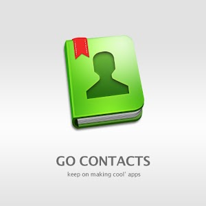 GO Contacts iPhone Theme