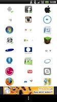 Screenshot of Technology Logo Quiz