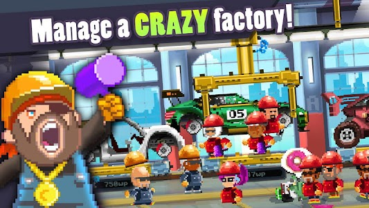 Motor World Car Factory v1.555
